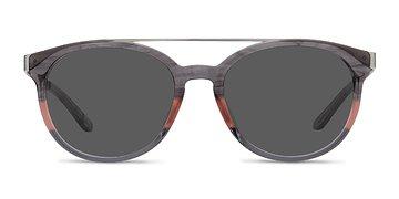 Gray Pink Morning Breeze -  Sunglasses