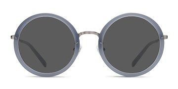 Light Blue Well -  Sunglasses
