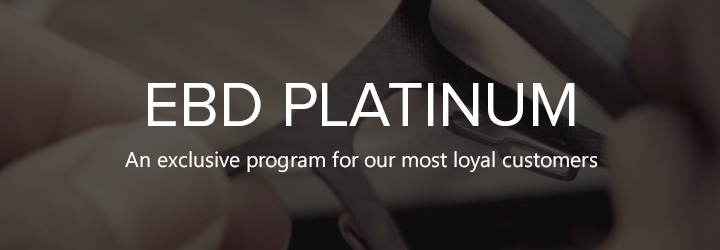 EBD Platinum Loyalty Program