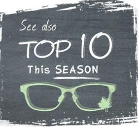 Top 10 glasses the season