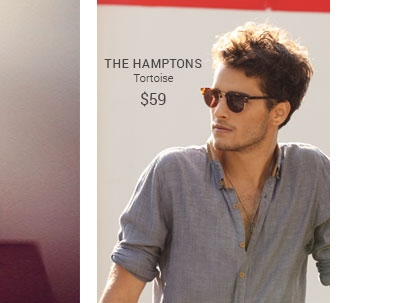 The hamptons tortoise frame
