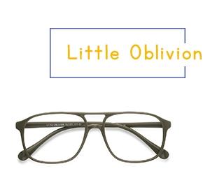 Vert Little Oblivion -  Plastique Lunettes de Vue
