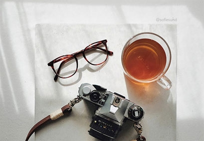 Retro Eyeglasses