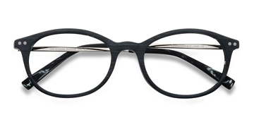 Oval Glasses from EyeBuyDirect