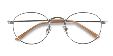 Round Glasses from EyeBuyDirect