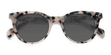 Horn & Cat-eye Sunglasses