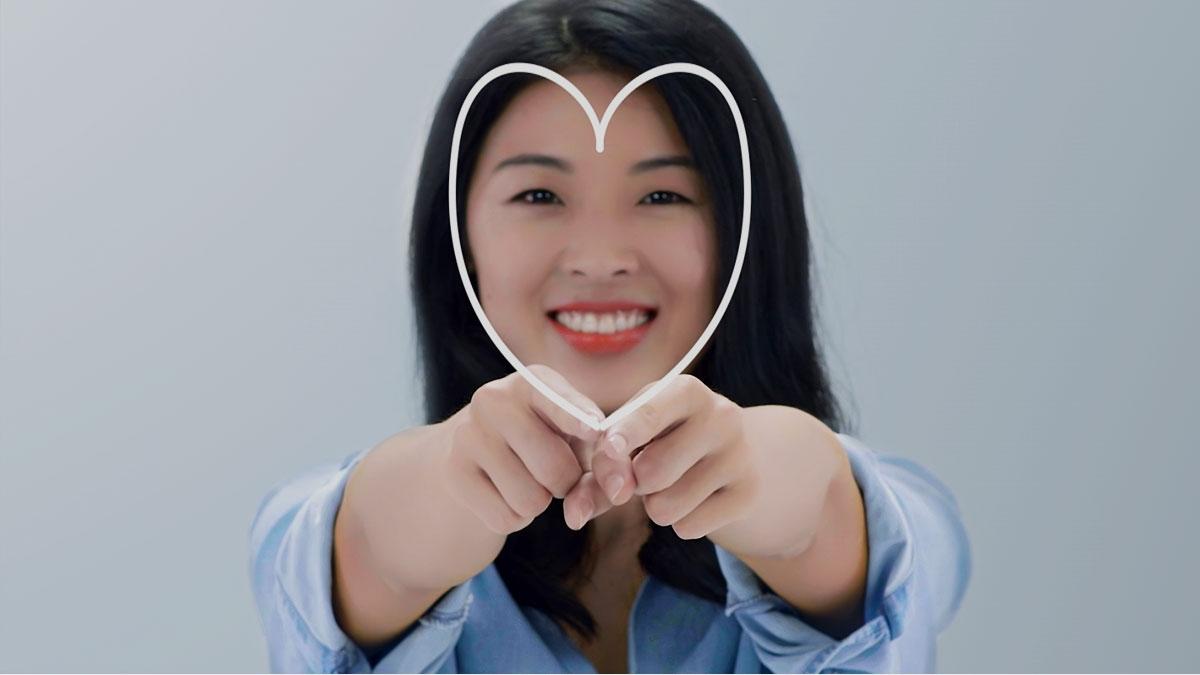 Formes du visage et forme de la monture