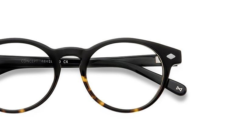 Concept eyeglasses from EyeBuyDirect