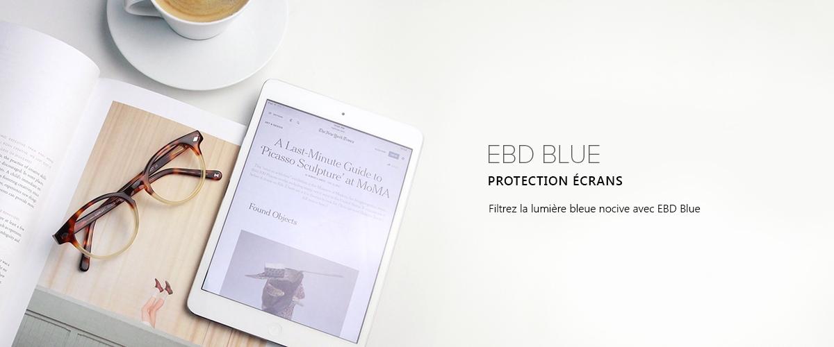 Lunettes EBD Blue