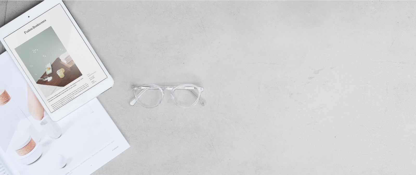 EBD Blue Glasses