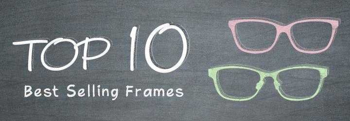 best selling frames