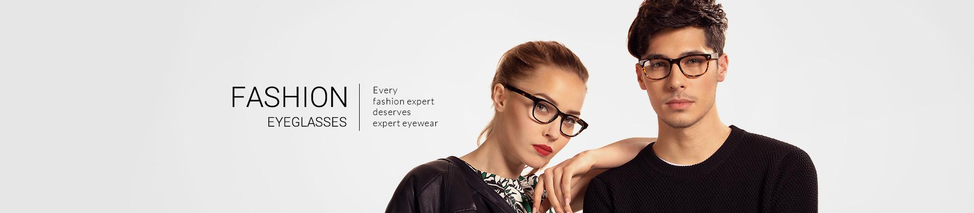 Every fashion expert deserves expert eyewear