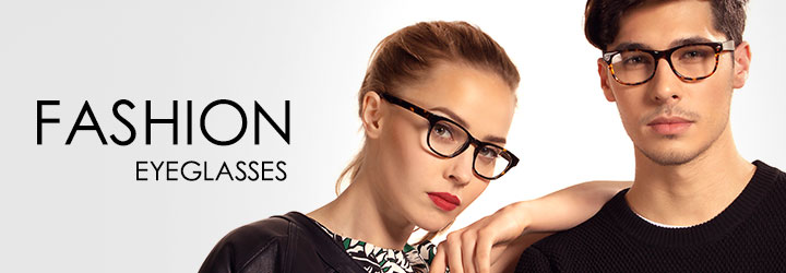Every fashion expert deserves expert eyewear