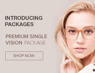 Permium Single Vision Package