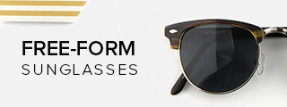 Free-Form Sunglasses