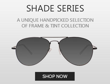 Shade series single frame