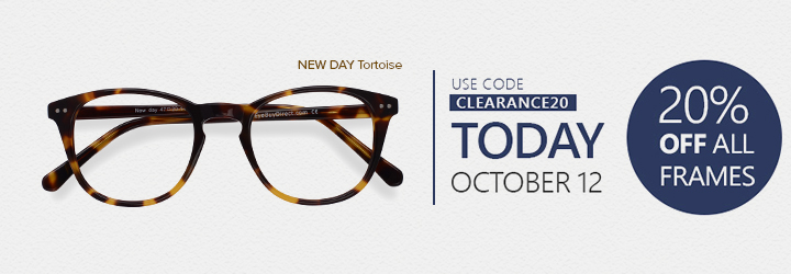 Fall clearance 20 off