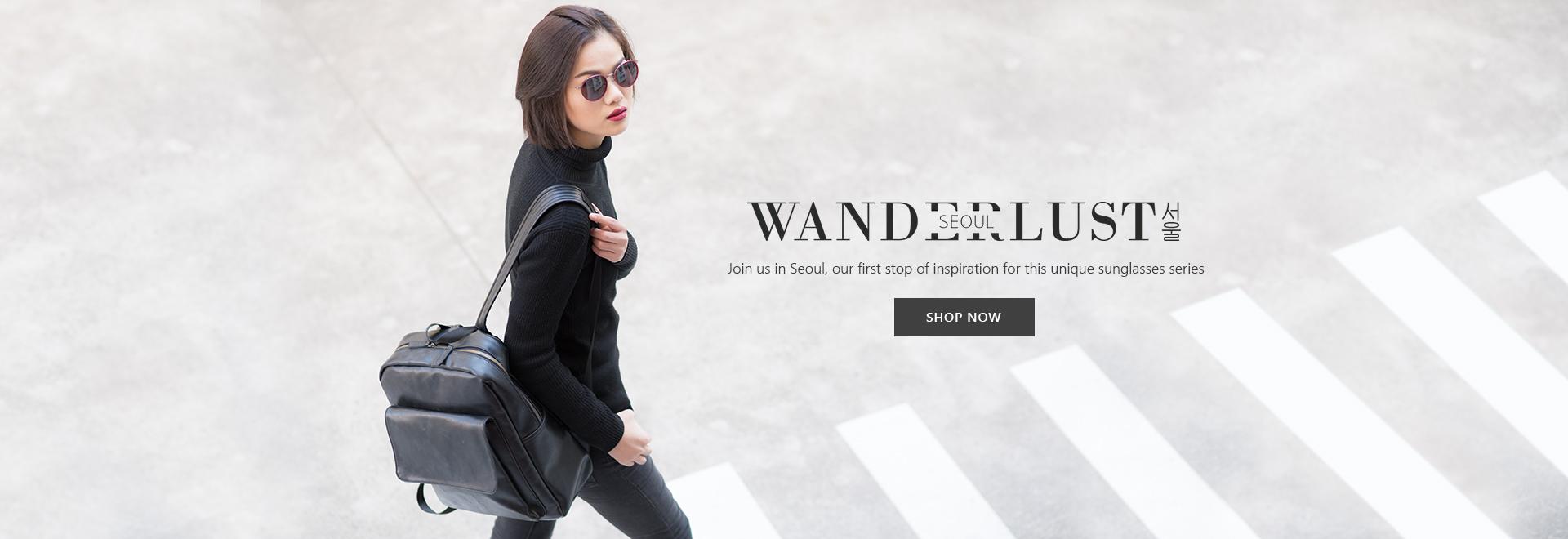 Seoul sunglasses series