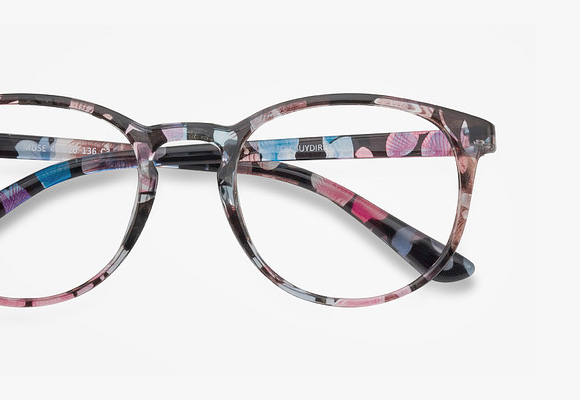 Colorful Eyeglasses Principal