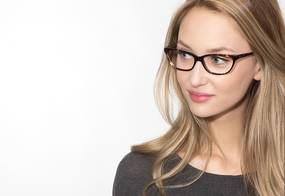 Horn-Rimmed & Cat-Eye Eyeglass Frames Secondary