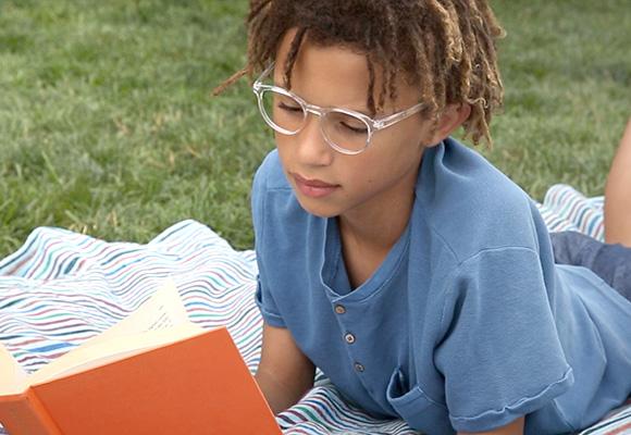 Lunettes de vue Enfants Secondary