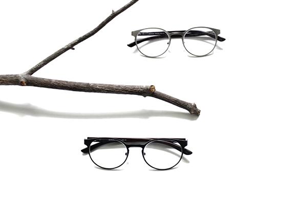 Metal Eyeglasses and Eyeglass Frames Principal