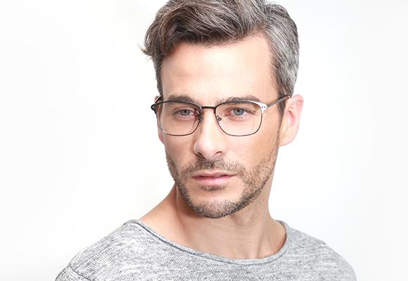 Metal Eyeglasses and Eyeglass Frames Secondary