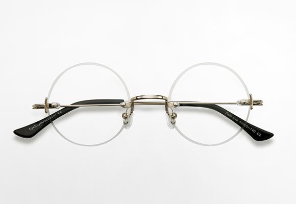 No Frame and Rimless Eyeglasses Principal