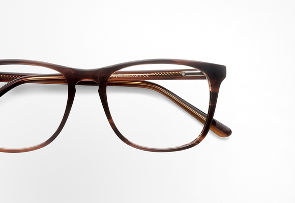 Square Eyeglasses and Eyeglass Principal