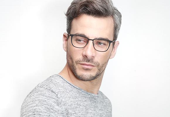 Square Eyeglasses Secondary