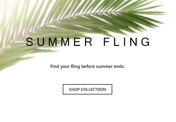Summer Fling - Find your fling before summer ends