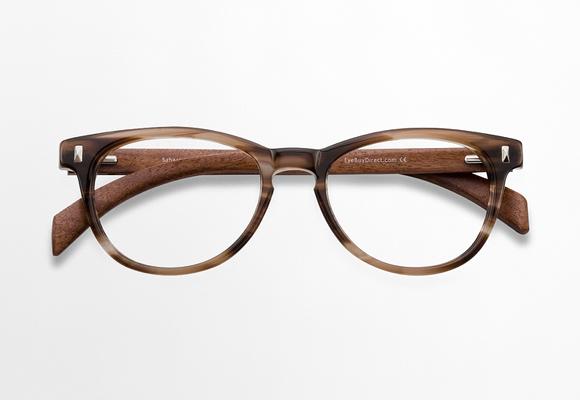 Wood Eyeglasses Principal