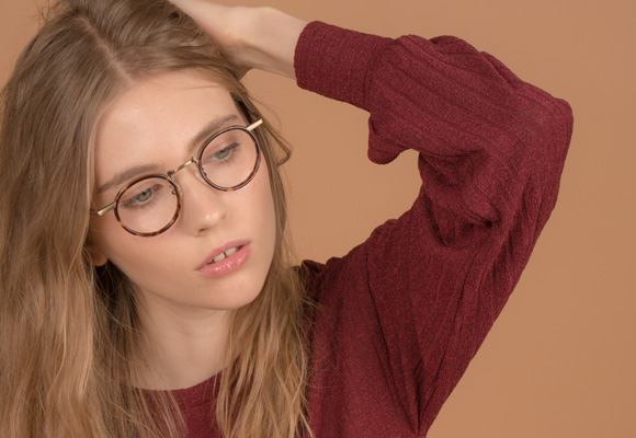 Tortoise Eyeglasses and Eyeglass Frames Principal