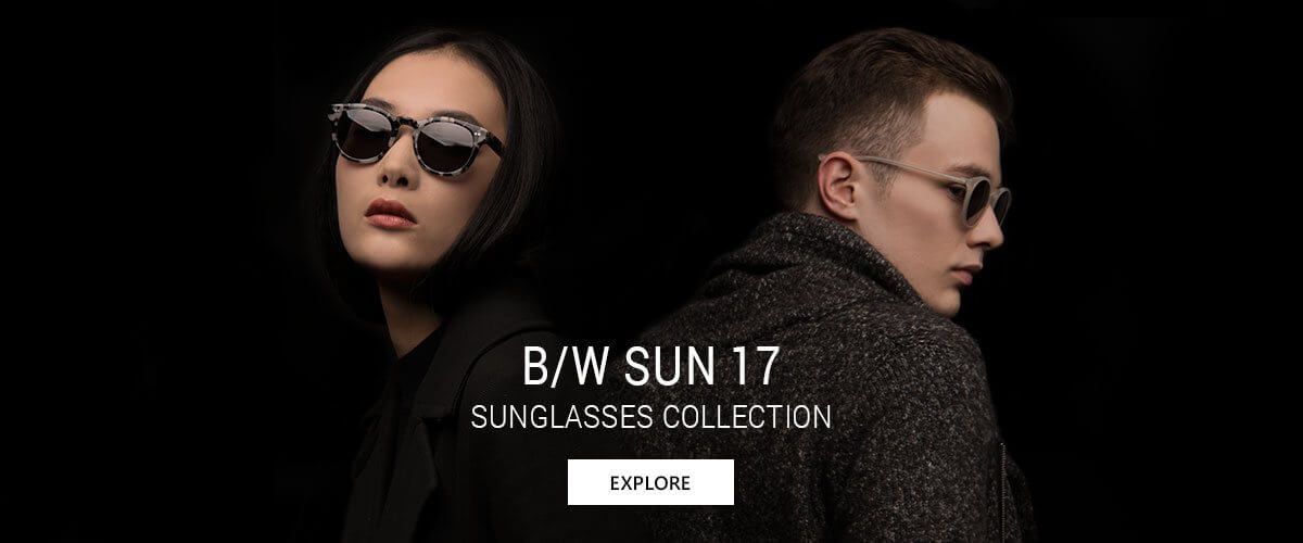 B/W sun 17 collection Sunglasses collection Explore