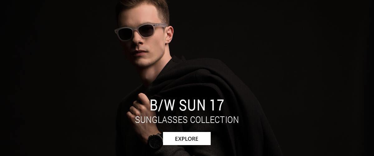 B/W sun 17 collection Sunglasses collection Explore