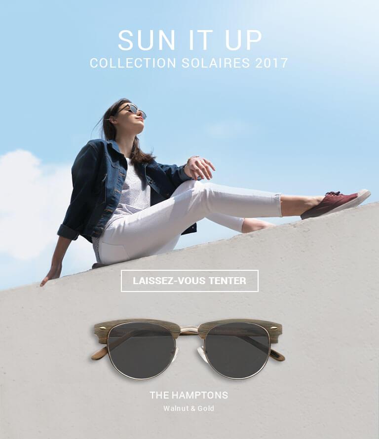 nouveautés! Sun It Up Collection solaires 2017 Laissez-vous tenter