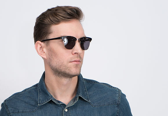 Prescription and Non-Rx Browline Sunglasses Online Principal