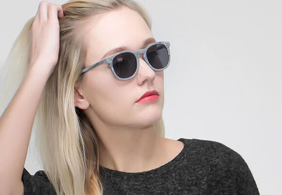 Basic and Prescription Rectangle Sunglasses Online Principal