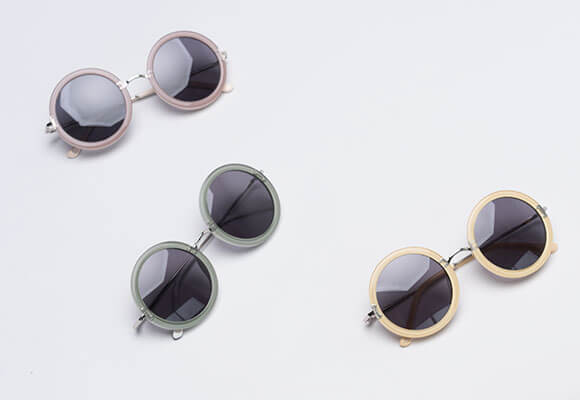 Basic and Prescription Round Sunglasses Online Secondary
