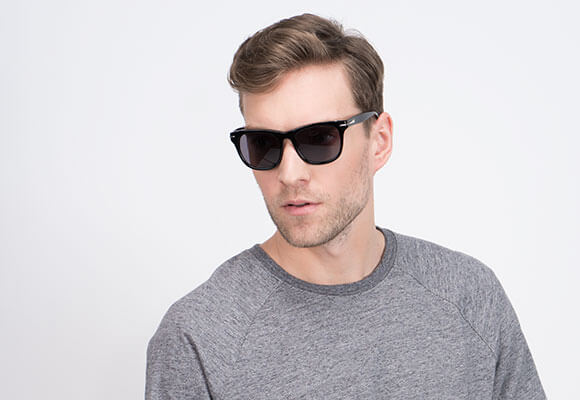 Prescription and non-Rx Square Sunglasses Online Secondary