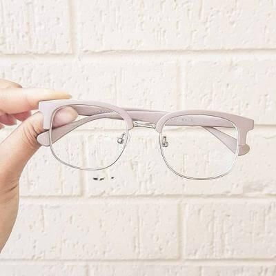 EyeBuyDirect Women eyeglasses yokote gray