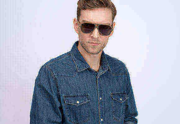 Brown Sunglasses men