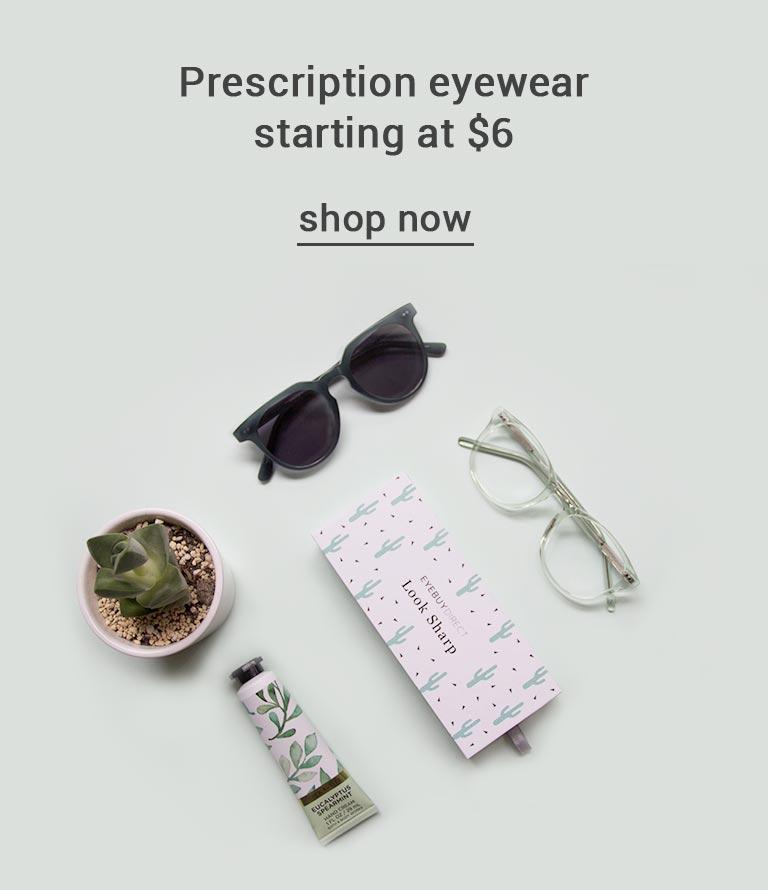 Prescription Starting at $6