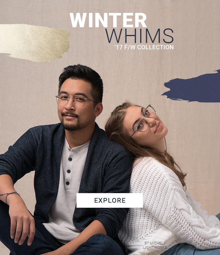 Winter Whims '17 F/W Collection