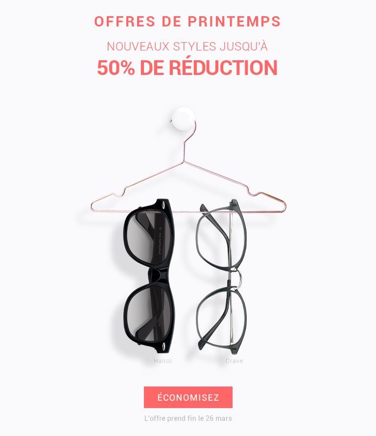 Offres de printemps Nouveaux styles jusqu'à 50% de réduction
